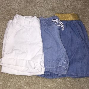 Carter's girl bottom bundle 2t